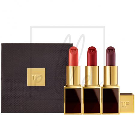 Tom ford lip color collection kit